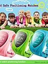 barns smarta visningshistorik jm09 gsm sos gps + basstation dual mode positionering elstängsel anti-avlämning larm