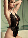 Women Lace Ultra Sexy/Teddy Nightwear  Stretchy Lingeries Hanging Neck Backless