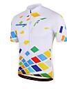 Bouger® Maillot de Cyclisme Femme / Homme / Unisexe Manches courtes VeloRespirable / Sechage rapide / Design Anatomique / Resistant aux