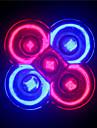 5W GU10 / E26/E27 Spoturi LED MR16 5 LED Putere Mare 500 lm Roșu / Albastru AC 85-265 V 1 bc