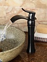 Nutida - DI Mässing - Vattenfall (Oljeaktig Brons)