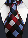 u2 shlax&aripa carouri albastru rosu cravate barbati leagă de dimensiunea afacerii clasic lung