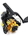 200 Size 5.1:1 3 Ball Bearings  Freshwater Fishing Ice Fishing Carp Spinning Fishing Reels