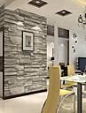 Art Deco / Tegel Bakgrund Nutida Tapetsering , PVC/Vinyl Material lim behövs tapet , room Wallcovering