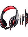 KOTION CHAQUE KOTION EACH G9000 Casques (Bandeaux) pour Ordinateurs Avec Microphone / Reglage de volume / Jeux / Reduction de bruit