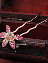 Women\'s Rhinestone/Alloy Headpiece - Special Occasion/Casual Hair Pin 1 Piece