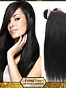 cheveux bresilienne vierge droite 22 pouces 3pcs / lot 100g / pcs pas cher cheveux bresiliens cheveux 100%