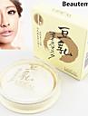 lideal®soybean maquillage blanchiment 4en1 presse gateau de poudre / correcteur / fondation / poudre bronzante (houppette dans)