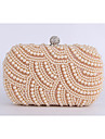 Women Elegant Noble  Rhinestone  Evening Bag