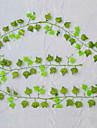 Une succursale Polyester Plantes Fleur de Table Fleurs artificielles 240CM*15CM*15CM