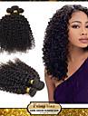 Febay Hair Indian Virgin Hair Kinky Curly 12 14 16 18 20 22 24 26 28 30 Inch 3pcs/lot 300grams