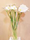 Silke / Plast Lilja Konstgjorda blommor