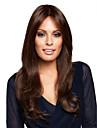 Les perruques europe perruque de style brune TOP qualite sombre et l\'Amerique de