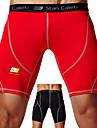 Homme Course / Running Pantalon/Surpantalon Cuissard  / Short Collants Leggings Bas Printemps Ete Automne HiverYoga Pilates Exercice &