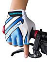 Promend® Gants sport Femme Homme Gants de Cyclisme Printemps Ete Automne Gants de VeloAntiderapage Resistant aux Chocs Respirable Tirette
