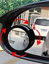 2st bil spegel vidvinkel rund konvex döda vinkeln spegel för parkering backspegeln regn skugga utan detaljhandeln box