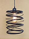 Hängande lampor - Living Room / Bedroom / Dining Room / Vardagsrum / Sovrum - Kontor/företag / Rustik - Flush Mount Lights