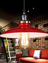 amerikansk industri serveringar vinden loft stil studie ufo droplight