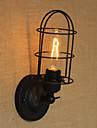 AC 110-130 / AC 220-240 40 E26/E27 Rustik Målning Särdrag for Glödlampa inkluderad,Stämningsljus Vägglampetter vägg~~POS=TRUNC