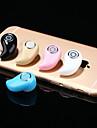 S550 kompakt smarta bluetooth headset v4.0 hörlurar, in-ear headset för samsung galaxy s6 och andra (blandade färger)