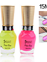 New 1pcs Peel Off Liquid Nail Art Tape&Finger Skin Protected Palisade Easy Clean Base Coat for the Stamp Gel Nail Polish