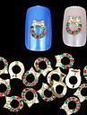10 - Autre decorations - Doigt - en Abstrait - 7X5X0.5