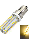6W E14 Ampoules Mais LED B 72 SMD 3014 400-500 lm Blanc Chaud / Blanc Froid Decorative AC 100-240 V 1 piece