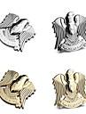 universell Eagle Hawk totem krommetall Bilstyling emblem märke 3d klistermärke / galler automatisk cool dekor logotyp dekal