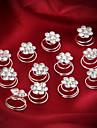 Capacete Clip para o Cabelo Casamento / Ocasiao Especial Liga Mulheres Casamento / Ocasiao Especial 1 Peca