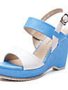 aokang® kvinnors pu sandaler - 132823251