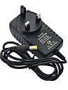 Jiawen UK Plug Power 2a ac charge chargeur adaptateur - noir (AC 110-240V)
