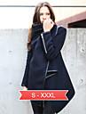 casuais irregulares jaquetas femininas mais-maneiras-a-vestir