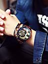 Bărbați Ceas de Mână Calendar Quartz Piele Bandă Luxos