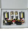 luxe cache kit pour juke Golf crv i5 cache kit xenon h7 modele de qualite stable pour le remplacement des phares de voiture