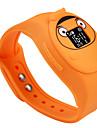 2016 ny design med hög kvalitet barn gps sos klocka telefon för barn säker säkerhets
