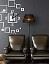 Autres Moderne/Contemporain Horloge murale , Autres Plastique 18*20 inch (46*52cm)