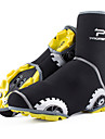 Couvertures de Chaussures/Sur-Chaussures Cyclisme Etanche Garder au chaud Pare-vent Unisexe Noir SBR
