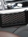 ZIQIAO Multi-function Automobile Bag Phones Incorporate Storage Network Storage Box 20 X 8.5cm