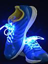 LED-ljus snöre utomhussporter skosnöre cykling kör skosnöre