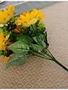 Une succursale Soie Tournesols Fleur de Table Fleurs artificielles 30cm
