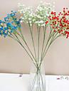 Une succursale Polyester Gypsophila Fleur de Table Fleurs artificielles