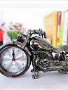 kvarts bordsklocka svalt väckarklockan klocka skrivbordet motorcykeldesign tid keeper klocka