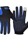 FJQXZ® Gants sport Femme / Homme Gants de Cyclisme Automne / Hiver Gants de VeloGarder au chaud / Antiderapage / Resistant aux Chocs /