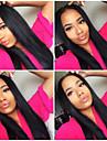 cheveux bresiliens vierges yaki italien droites perruques perruques de cheveux humains non transformes pour les femmes noires 8 \'\' - 26 \'\'