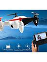 WL leksaker Q242G Drönare 6 Axel 4 Kanaler 2.4G Radiostyrd quadcopterRetur Med Enkel Knapptryckning / Headless-läge / 360-Graders
