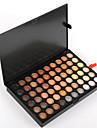180 Palette de Fard a Paupieres Sec Fard a paupieres palette Poudre Grand Maquillage Quotidien / Maquillage Smoky-Eye