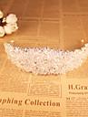 2016 Women\'s Rhinestone / Crystal Headpiece - Wedding / Special Occasion Tiaras 1 Piece