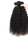 Tissages de cheveux humains Cheveux Birmans Tres Frise 12 mois 3 Pieces tissages de cheveux