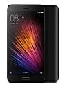 """Xiaomi 5 5.1 """" Android 5,1 4G smarttelefon (Dubbla SIM kort Quad Core 16MP 4GB + 128 GB Svart / Vit)"""