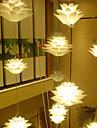 35CM PP Lotus Modern Personality Decoration Droplight Light Lamp LED